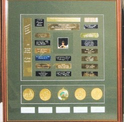 Trophy Plaques